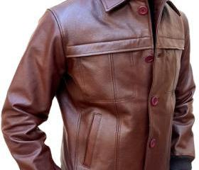 Leather Skin Men Bro..